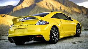 2008 Mitsubishi Eclipse GT Wallpapers & HD Images  WSupercars