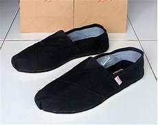 jual wakai shoes man hitam sepatu casual kets selop pria di lapak exsport exsport