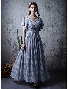 1930s Vintage Style Embroidered Dress