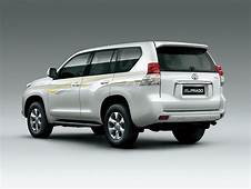 2014 Toyota Land Cruiser Prado Facelift This Is Really It
