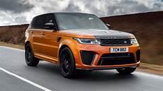 svr range rover range rover sport svr review mad 567bhp suv tested top