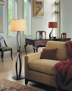 bodenstrahler wohnzimmer almost infinity floor l from hubbardton forge lighting