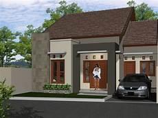 Gambar Contoh Ide Desain Rumah Minimalis Leter U Konsep