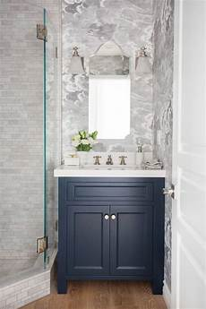 Bathroom Ideas Blue Vanity by An Enchanting Home In The Bathroom