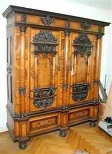 Schrank Kaufen - fassadenschrank um 1680 die kunst und antiquit 228 tenb 246 rse