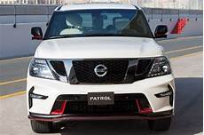 new nissan patrol 2019 2019 nissan patrol facelift changes truck suv