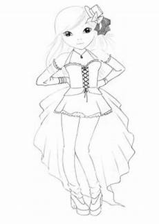pin by julie on top model model coloring pages