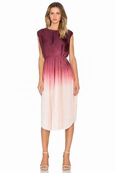 lyst ulla johnson lily dress in purple