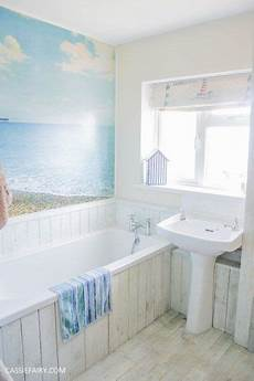 Seaside Bathroom Ideas Oh I Do Like To Be Beside The Seaside A Thrifty