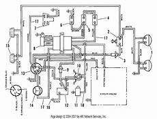 ariens 934001 000101 ht 16hp b s gear parts diagram for electrical