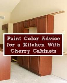 paint color advice for a kitchen with cherry cabinets thriftyfun