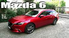 2016 Mazda 6 Wagon Touring Eng In Depth Review Detailed