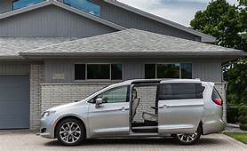 2017 Chrysler Pacifica  Interior Review Car And Driver