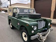 land rover serie 3 1973 land rover series 3 for sale 2097656 hemmings