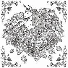 mandala coloring pages unicorn 17978 unicorn mandala unicorns coloring pages