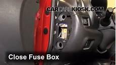 Interior Fuse Box Location 2012 2019 Nissan Versa 2013