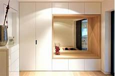 Garderoben Modern Eingangsbereich Mit Kombiniertem