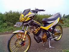 Fu Modif Simple by Modifikasi Satria Fu Simple Tapi Keren Images