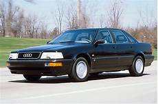how things work cars 1990 audi v8 windshield 1990 94 audi v8 consumer guide auto