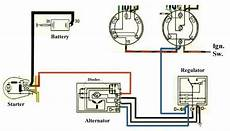 marchal alternator trouble wiring or ground page 2 pelican parts