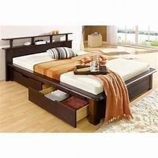 tete de lit pin lit 2 personnes en pin massif avec t 234 te de lit 224 tablettes