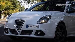 2016 Alfa Romeo Giulietta QV Review  CarAdvice