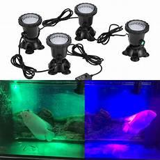 docooler 4 light underwater submersible spot led light