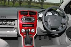dodge caliber interior dodge caliber hatchback review 2006 2009 parkers