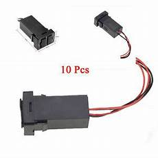2 Usb 20 Set Lot Plastic 10a Car Fuse Box Connector