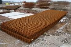 Was Kostet Beton Für Bodenplatte - eisenmatte und eisenkorb f 195 188 r bodenplatte und fundamente