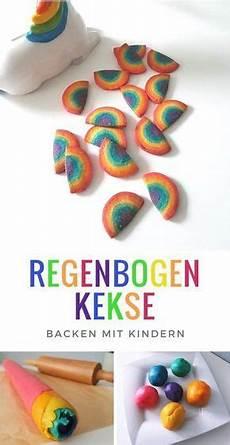einfaches rezept fuer regenbogen regenbogen kekse rezept idee f 252 r die einhorn regenbogen