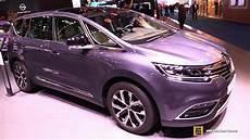 2018 Renault Espace Exterior And Interior Walkaround
