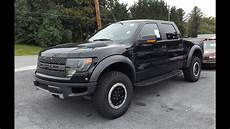 2014 ford f150 raptor svt 6 2l v8 crew cab start up tour