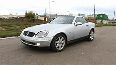 1998 Mercedes Slk 200 Kompressor Start Up Engine