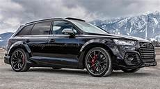 Murdered Out 970nm 2019 Audi Sq7 Abt Widebody The