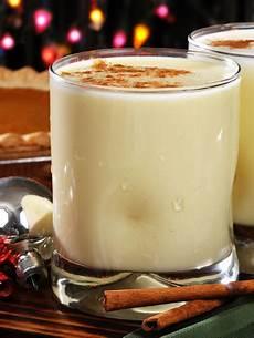 drink of the week eggnog
