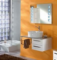 Waschplatz Gäste Wc - neu bad waschtisch led spiegel hochglanz waschplatz