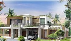 kerala modern house plans with photos stunning modern house designs green garden style small