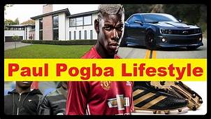 Paul Pogba Net Worth Income Cars House And Luxurious