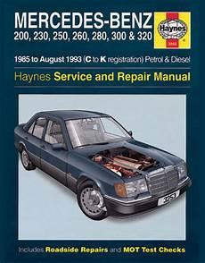 books on how cars work 2002 mercedes benz c class windshield wipe control mercedes benz 124 series 1985 1993 haynes sagin workshop car manuals repair books information