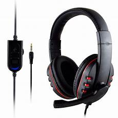 Professional Wired Earphone Heavy Bass Headphone by 3 5mm Usb Wired Gaming Headphone Heavy Bass Headset For