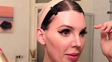 how to wear a lace wig wie trage ich eine lace