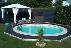 Pool Versenken Ohne Beton - poolakademie de build your own pool we help you stocks