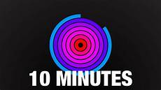 in 10 minuten 10 minute countdown radial timer with beeps