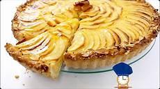 tarte aux pommes creme patissiere cuisine time fr