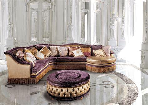 Luxury Classic Modular Sofa, For Living Rooms