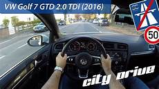 vw golf 7 gtd 2 0 tdi 2016 city drive
