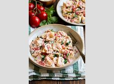 creamy tortellini with spinach_image