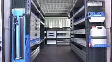 scaffali per furgoni installazione scaffalature per furgoni denworker