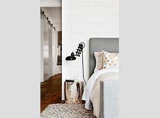 Shiplap Headboard Wall Design Ideas